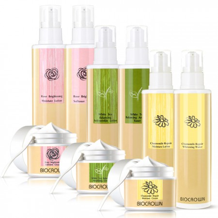 Herbaceous Skin Care Series