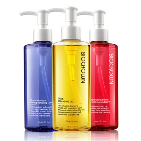 Cleansing Oil Series