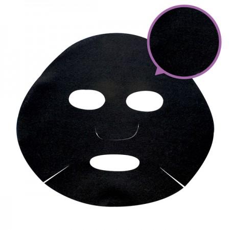 Fabricación de etiqueta privada Máscara facial Máscara de hoja de carbón vegetal