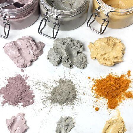 Manufacturing Private Label Facial Mask Facial Mud Mask