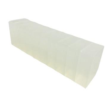Base de jabón de glicerina transparente