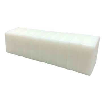 Base de jabón de glicerina blanca