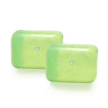 Square PVC Model Soap Bar
