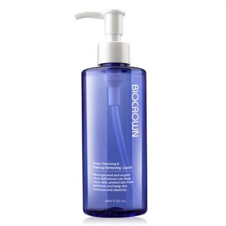 Deep Cleansing & Makeup Removing Liquid