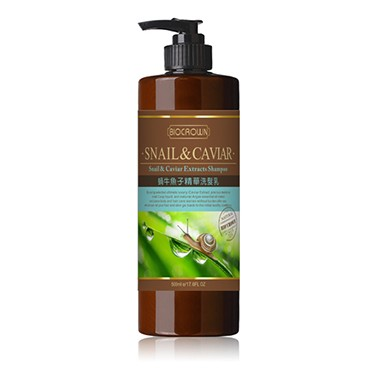 Snail & Caviar Extracts Shampoo