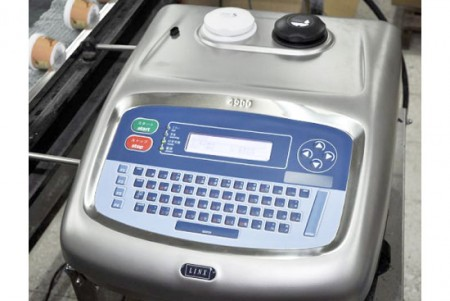 Linx 7300 Printing Machine