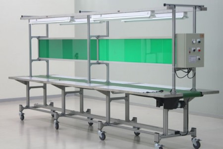 Conveyor Belt Packing Machine