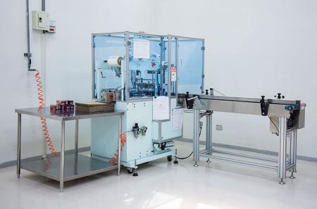 Mesin Pembungkus Selofan