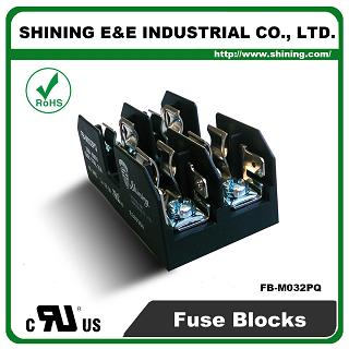 30 amp 2 position midget fuse block - fb  fb-m032pq