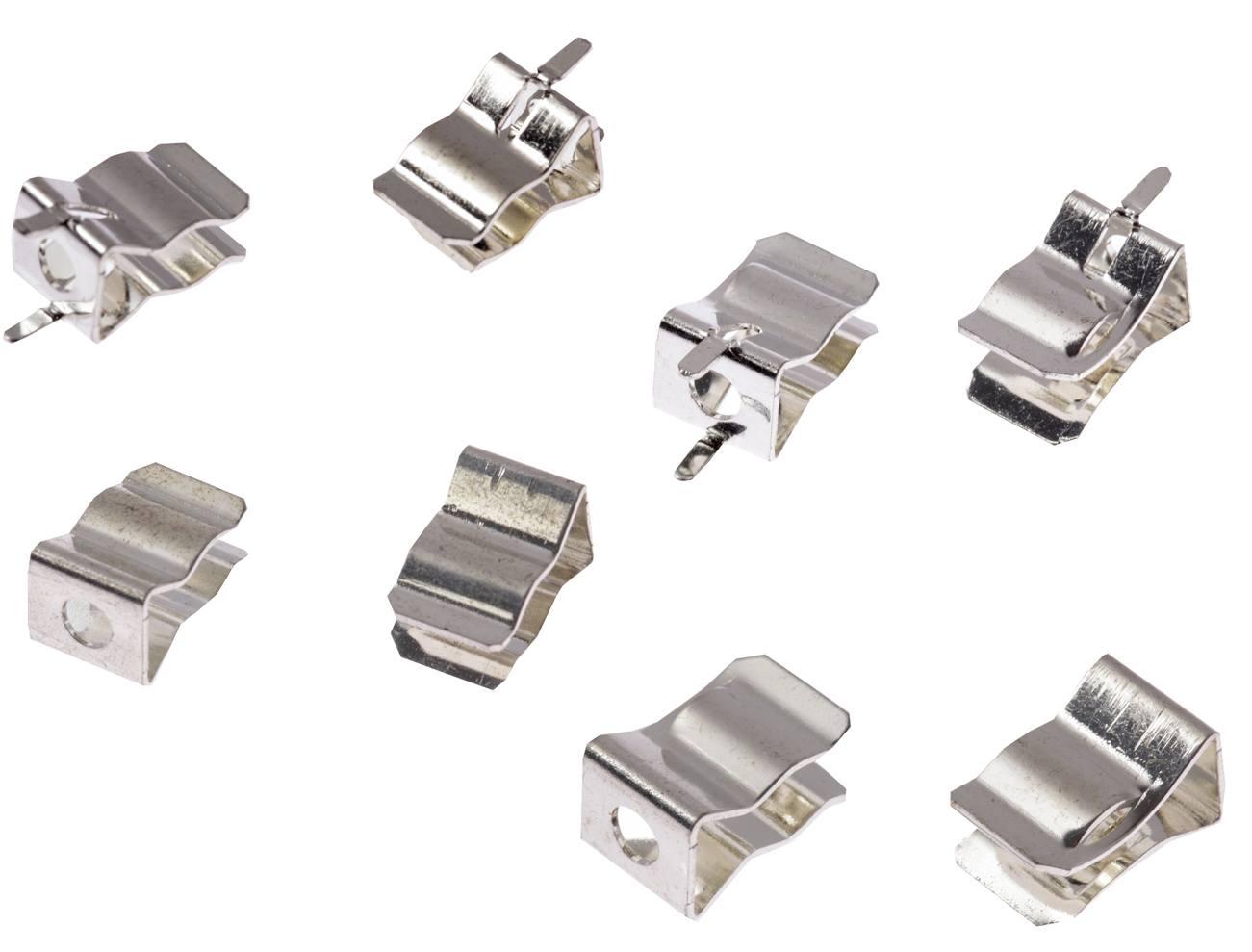 FC-4063BNXX系列保险丝夹 - FC-4063BNXX系列250V 10A 6x30mm 黄铜保险丝夹(镀镍)