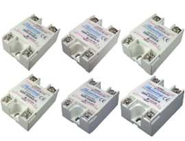 SSR-SXXDA စီးရီးတစ်ခုတည်းသောအစိုင်အခဲပြည်နယ် Relay၊ DC မှ AC သို့ - SSR-SXXDA စီးရီး DC မှ AC အမျိုးအစားတစ်ခုတည်းအဆင့် Solid State Relay