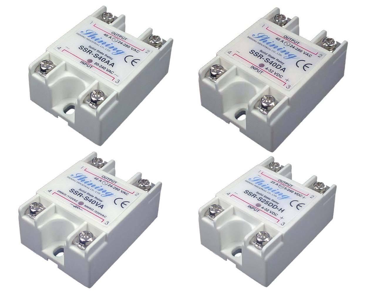 单相固态继电器 - 单相固态继电器