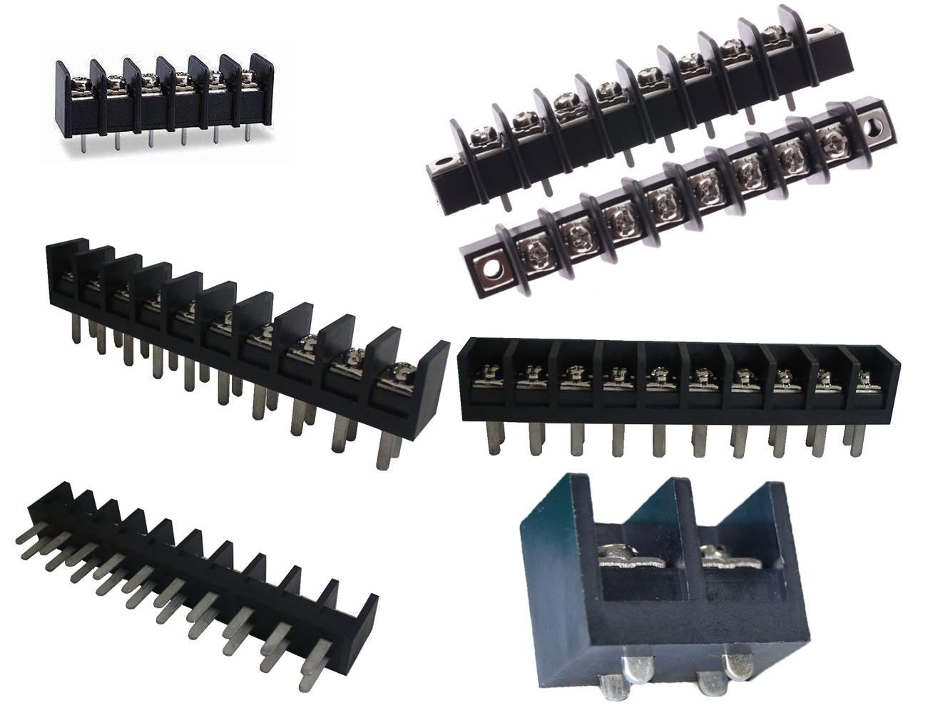 인쇄 회로 기판 단자대 - 인쇄 회로 기판 단자대