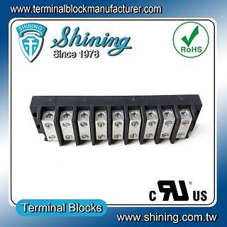 TGP-050-09BSS 600V 50A 9 Blok Terminal Splicer Power Way - Blok Terminal Splicer TGP-050-09BSS