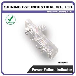 FB-030-1 Indikátor zlyhania napájania 120 V DC - Indikátor poistky FB-030-1