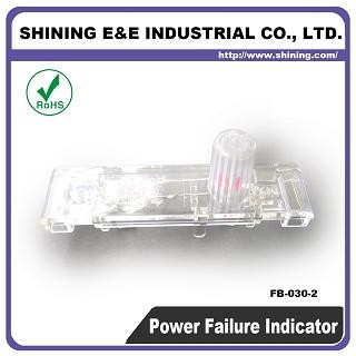 FB-030-2 380V AC Power Off Failure Fuse Indicator - FB-030-2 Fuse Indicator