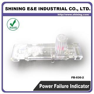 FB-030-2 Indikátor poistky zlyhania napájania 380 V AC - Indikátor poistky FB-030-2