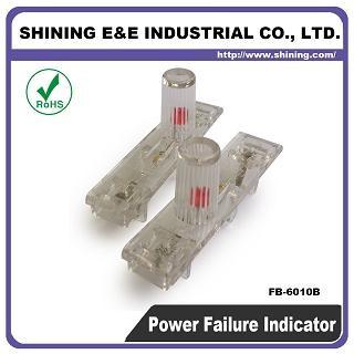 FB-6010B 120V AC DC Power Off Failure Fuse Indicator - FB-6011B Fuse Indicator