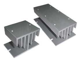 Wastafel panas - SHINING- Heat Sink Untuk Solid State Relay