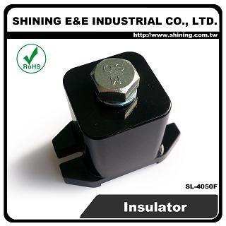 Skrutkový izolátor nízkeho napätia SL-4050F 1,2KV M10 - Nízkonapäťový izolátor SL-4050F
