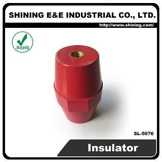 SL-5076 25KV M10 Screw Low Voltage Standoff Insulator - SL-5076 Low Voltage Insulator