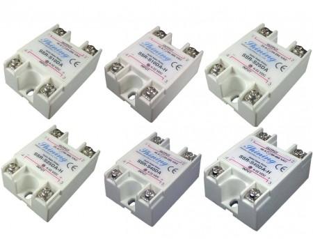 SSR-SXXDA系列DC - AC 单相固态继电器 - SSR-SXXDA系列DC - AC 单相固态继电器