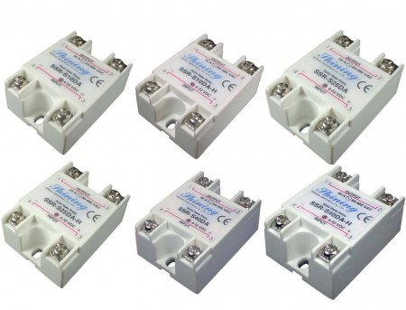 SSR-SXXDA系列 DC - AC 單相固態繼電器 - SSR-SXXDA系列 DC - AC 單相固態繼電器