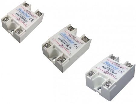 SSR-SXXDD-H系列DC - DC 单相固态继电器 - SSR-SXXDD-H系列DC - DC 单相固态继电器
