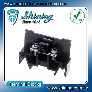 TA-010 35mm Din Rail Mounted Assembly Type 600V 10A Terminal Block
