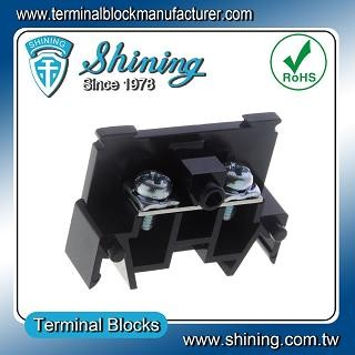 TA-020 35mm Din Rail Mounted Assembly Type 600V 20A Terminal Block