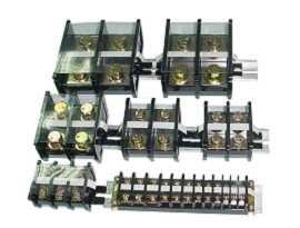 Svorkovnice namontované na lištu DIN, 35 mm - Svorkovnice namontované na lištu DIN, 35 mm