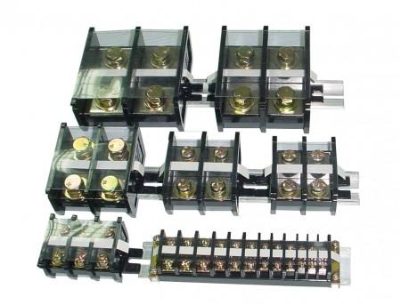 TA系列 軌道組合式端子台 - TA系列 35mm軌道 組合式端子台