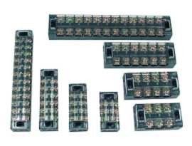 TB Series Panel Mounted Fixed Type Barrier Terminal Blocks - TB Series Panel Mounted Fixed Type Barrier Terminal Blocks