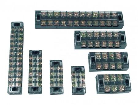 TB系列固定式栅栏端子台 - TB系列固定式栅栏端子台