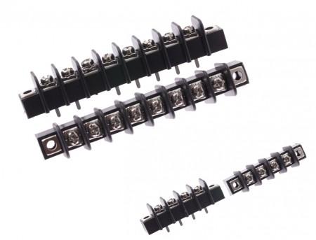 TBS-325XXCPAM系列印刷电路板端子台 - TBS-32504CPAM & TBS-32508CPAM 印刷电路板端子台