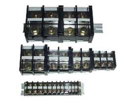 TE Series 35mm Din Rail Mounted Terminal Strips - TE Series 35mm Din Rail Mounted Terminal Strips