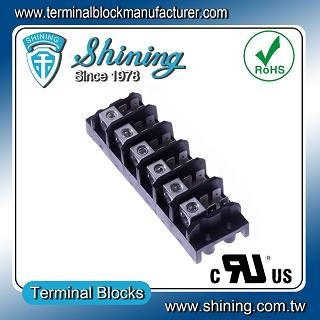 Blok Terminal Kuasa Elektrik TGP-050-06A 600V 50A 6 Pole - Blok Terminal Kuasa TGP-050-06A