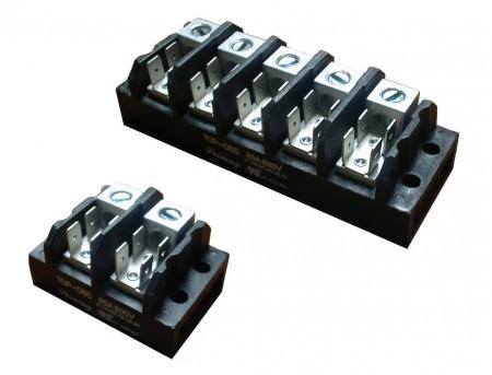 TGP-050-XXA1系列 電源端子台 - TGP-050-02A1 & TGP-050-05A1 電源端子台