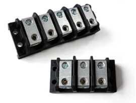 Svorkovnice elektrického spájača TGP-050-XXBHS - Bloky elektrického spájača TGP-050-XXBHS