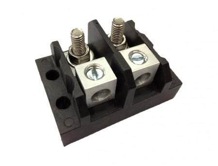 TGP-050-XXO 柱螺栓并接端子台 - TGP-050-02O 柱螺栓并接端子台