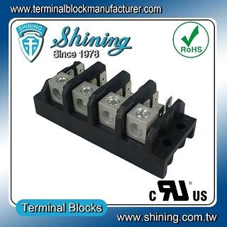TGP-085-04A 600V 85A 4-pol elektrisk terminalplint