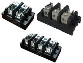 Блокове за захранващи клеми - Блокове за захранващи клеми