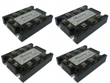 SSR-TXXAA系列AC - AC 三相固态继电器 - SSR-TXXAA系列AC - AC 三相固态继电器
