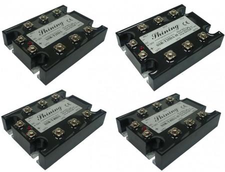 SSR-TXXDA系列DC - AC 三相固态继电器 - SSR-TXXDA系列DC - AC 三相固态继电器
