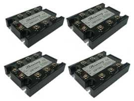 Solid State Relay-Three Phase SSR - Relay Negeri Pepejal-Tiga Fasa