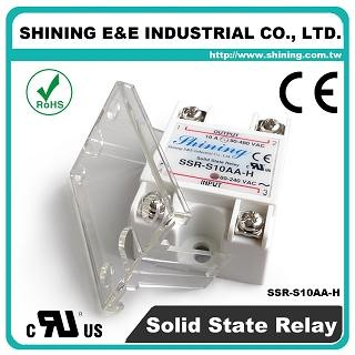 SSR-S10AA-H AC to AC 10A 480VAC Single Phase Solid State Relay