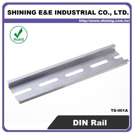 35mm hliníková DIN lišta (TA-001A) - 35mm hliníková DIN lišta (TA-001A)