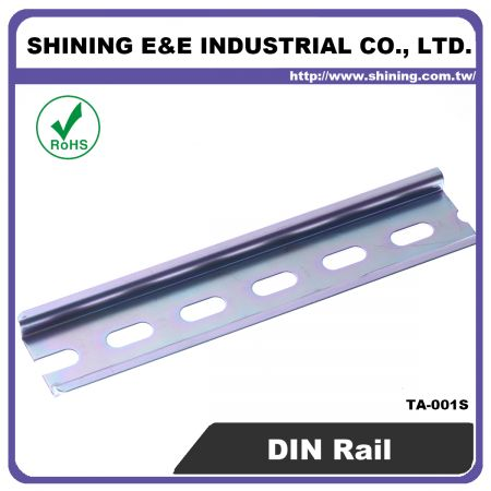 Rail Baja Din 35mm (TA-001S) - Rail Baja Din 35mm (TA-001S)