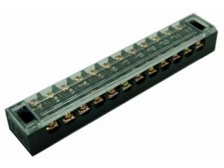 固定式柵欄端子台 (TB-1512) - Fixed Barrier Terminal Blocks (TB-1512)