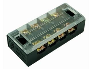 固定式柵欄端子台 (TB-2504) - Fixed Barrier Terminal Blocks (TB-2504)